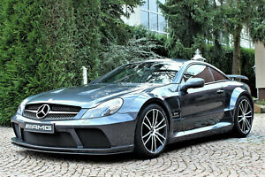Mercedes-Benz SL 65 AMG Black Series |D-Fzg|11.560 Km|1.Hd|