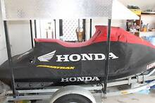 HONDA TURBO 2 SEATER JET SKI ONLY 30 HOURS OLD Moranbah Isaac Area Preview