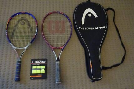 Tennis Raquets - Kids size