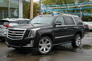 2015 Cadillac Escalade Prem. SUV - Bluetooth DVD Surround Vision