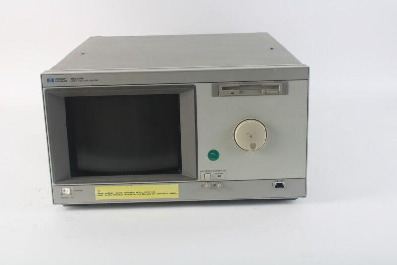 HP / Keysight / Agilent 16500B Logic Analysis System Mainframe