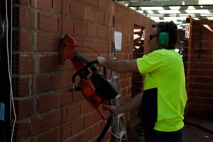 Enviro Chasing Services - Wall Chasing & Concrete Cutting