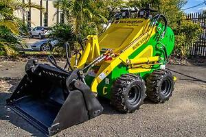New McLoughlin Bush Ranger Mini Loader Coopers Plains Brisbane South West Preview