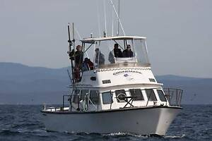 Charter Fishing/Whale Watching Business in Eden NSW Eden Bega Valley Preview
