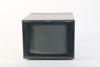 Sony PVM-14L5 CRT Trinitron Color Video Monitor Retro Gaming