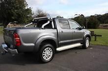 2013 Toyota Hilux Ute Kingston Beach Kingborough Area Preview
