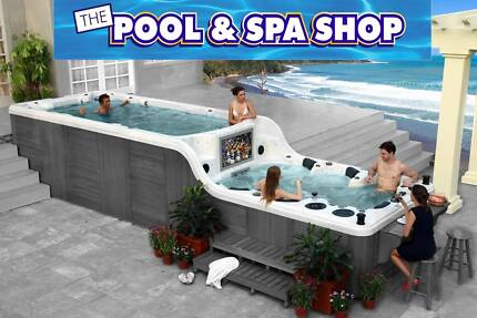 BRAND NEW SPA/ SWIM SPA! $0 UPFRONT! SA'S LARGEST DISPLAYS! Lonsdale Morphett Vale Area Preview