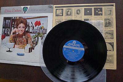 Caterina Valente...LP...Love Letters ( press in Japan )
