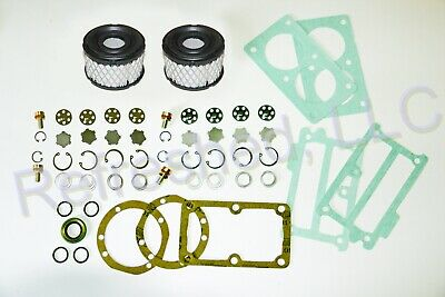 EMGLO JENNY GU GU101 610-1297 REBUILD KIT W/WEARING VALVE PARTS AIR COMPRESSOR