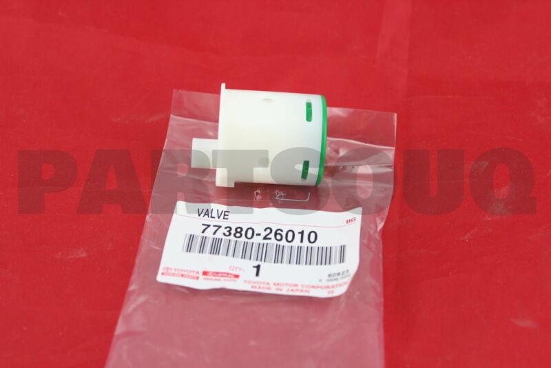 7738026010 Genuine Toyota Valve Assy, Fuel Cut Off 77380-26010