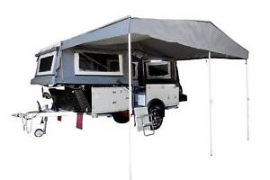 Demo Vantage 2 Full Size Off Road Forward Fold Camper Wingfield Port Adelaide Area Preview