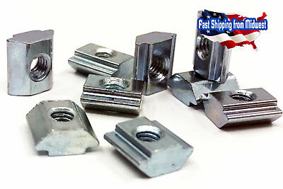 M8 Heavy Duty T-slot Sliding T Nut For 3030 30 Series Aluminum Extrusion