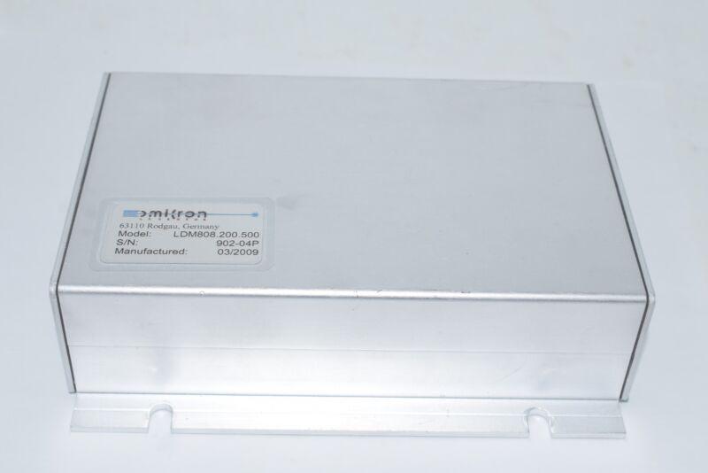 Mikron LDM808.200.500 LDM PSU Input Module Laser Pen