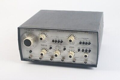 Wavetek 191 20mhz Pulse Function Generator