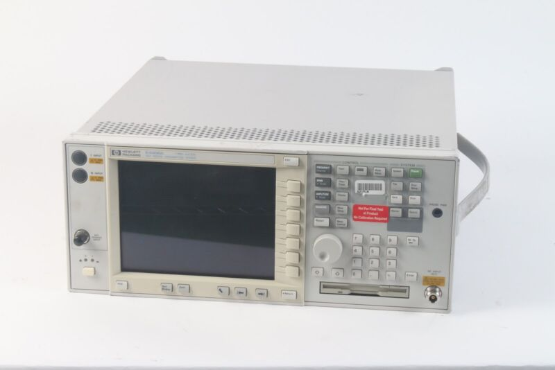 Agilent - HP - Keysight - E4406A 7 MHz to 4 GHz VSA Transmitter Tester