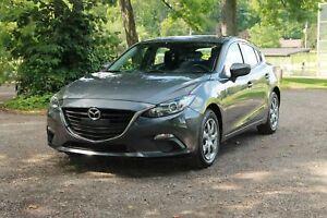 2014 Mazda Mazda3 GX-SKY Bluetooth   ONLY 53K   CERTIFIED
