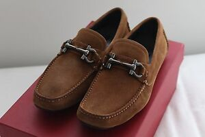 (NEW) Salvatore Ferragamo Parigi Loafers