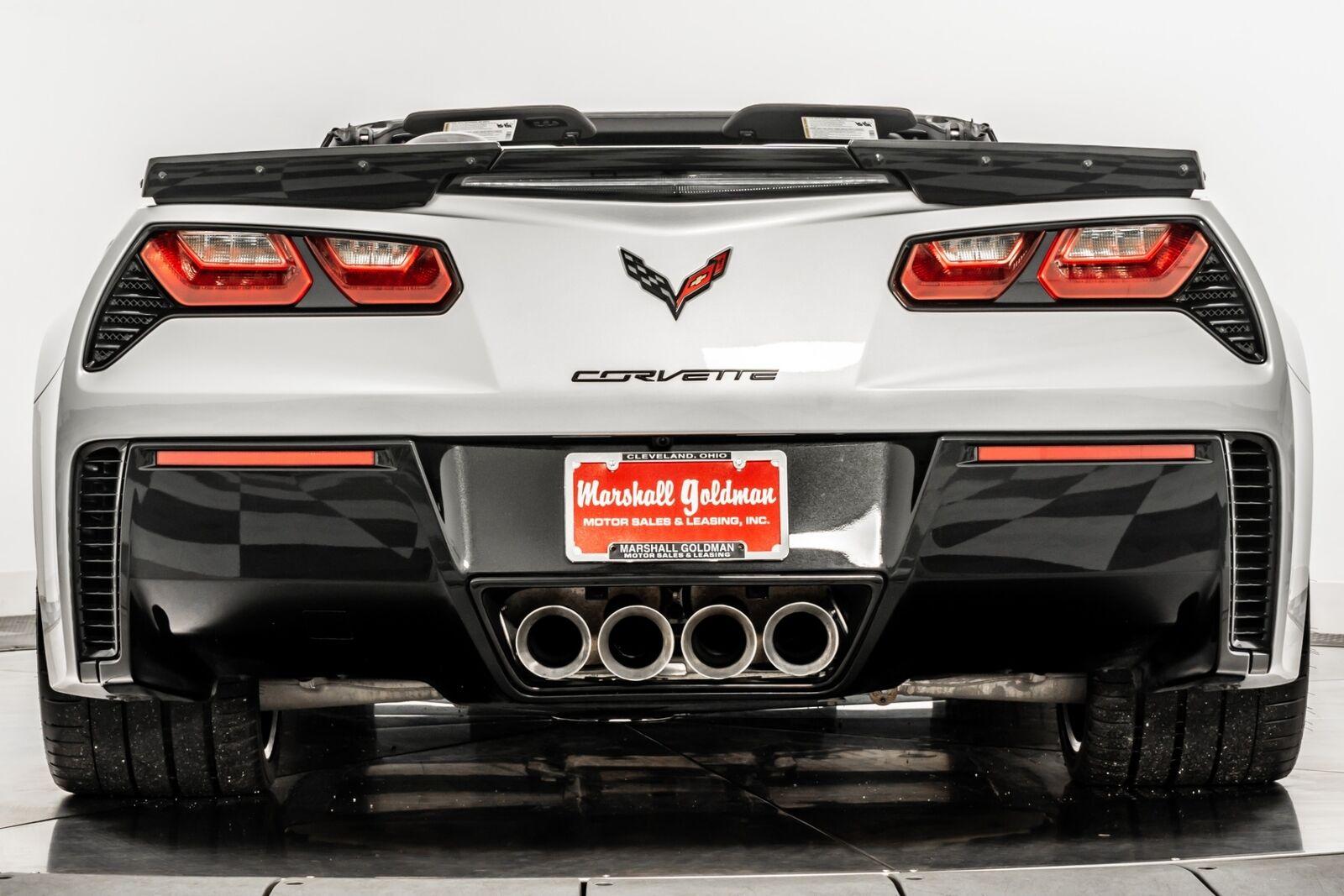 2019 Silver Chevrolet Corvette Grand Sport 2LT | C7 Corvette Photo 7