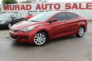 2013 Hyundai Elantra !!! MANUAL !!! HEATED SEATS !!!
