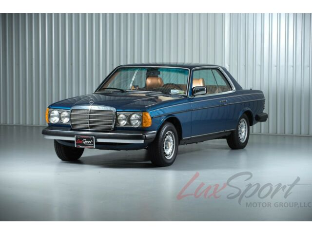 Mercedes-Benz: Other 1979 mercedes benz 280 ce coupe navy blue cognac 42 000 one owner miles classic