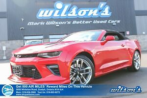 2017 Chevrolet Camaro 2SS | CONVERTIBLE | LEATHER | NAV | $4,000