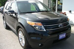 2014 Ford Explorer Loaded with options Limited