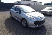 2007 Peugeot 207 Hatchback Rosewater Port Adelaide Area Preview