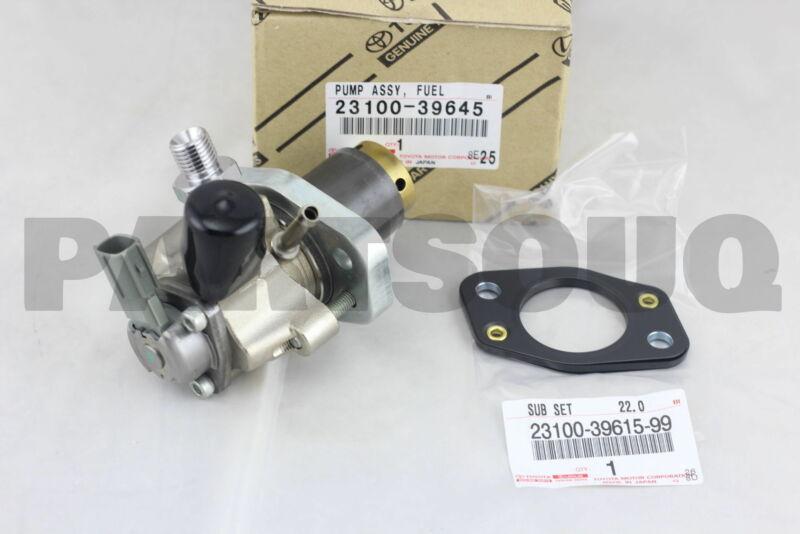 2310039645 Genuine Toyota Pump Assy, Fuel 23100-39645