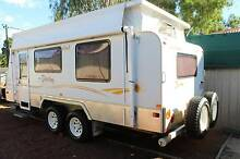 2006 Jayco out back discovery semi off road Northam 6401 Northam Area Preview