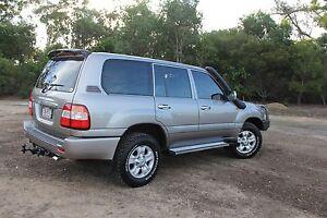 2006 Toyota LandCruiser Wagon Sheldon Brisbane South East Preview