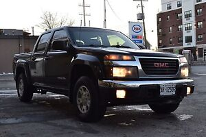 2004 GMC CANYON 4x4