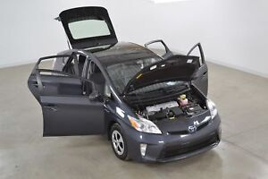 2013 Toyota Prius Hybride Technologie GPS*Cuir*Toit Pano*