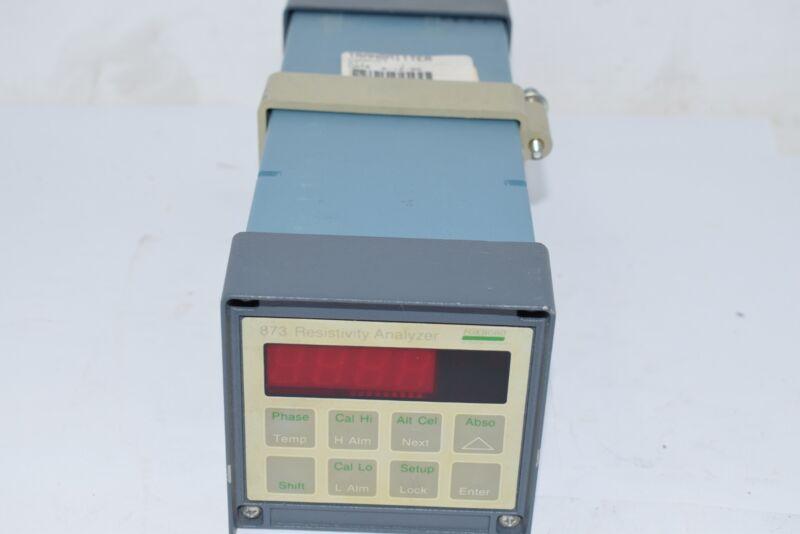 NEW Foxboro INVENSYS 873RS-AIYFNZ RESISTIVITY ANALYZER Transmitter 120 VAC 10.2W