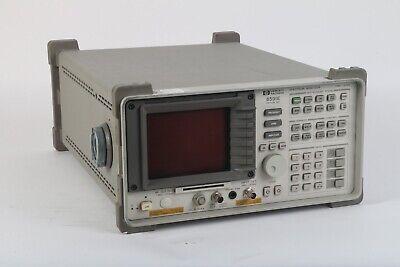 Hp 8591e Spectrum Analyzer 9 Khz - 1.8 Ghz W Opts. 001 021 050 140 8ze