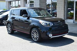 2017 Kia Soul SX Turbo HEATED SEATS & STEERING WHEEL | ANDROI...