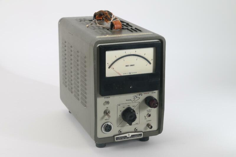 HP 428B Clip on DC Milliammeter