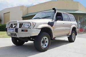 Nissan Patrol - Fully Loaded Wangara Wanneroo Area Preview