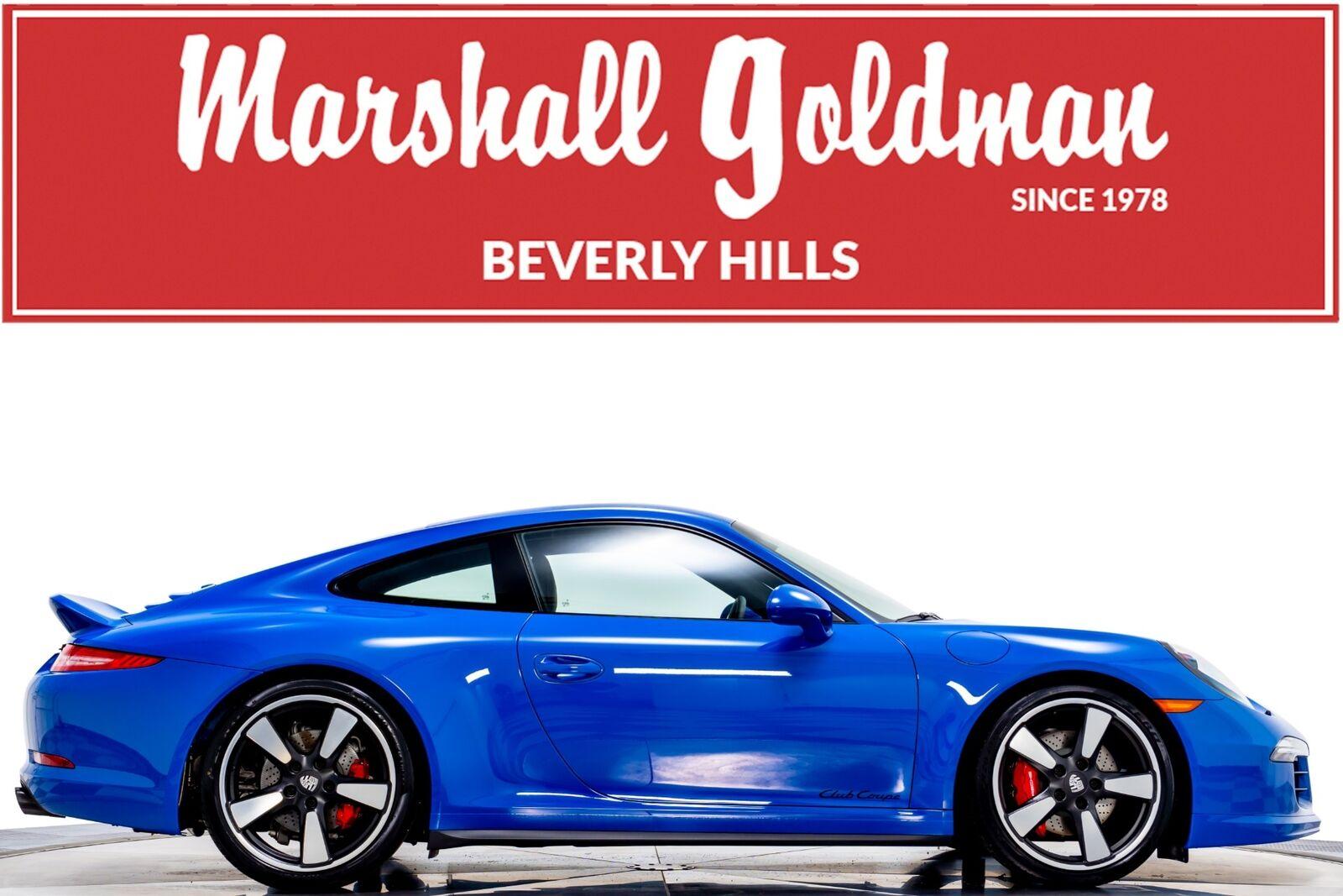 2016 Porsche 911 Carrera GTS Club Coupe