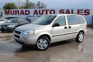 2009 Chevrolet Uplander !!! 86,000 KMS !!!
