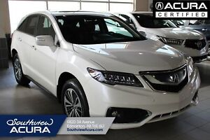 2017 Acura RDX Certified Pre-Owned, Heated Seats, Navigation