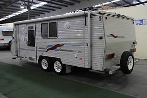 2003 Coromal 535 family van Kilburn Port Adelaide Area Preview