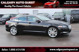 2015 Jaguar XF SPORT 3.0L, V6, AWD/NAVI/B.CAM/LEATHER/ROOF