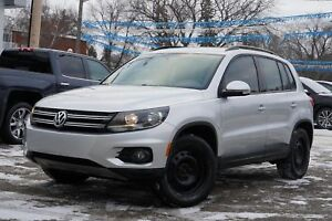 2013 Volkswagen Tiguan SUV - Bluetooth Heated Seats
