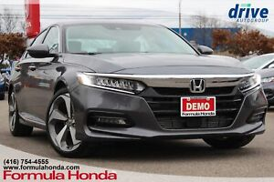 2018 Honda Accord Touring TOP OF LINE | DEMO! ONLY $31,195