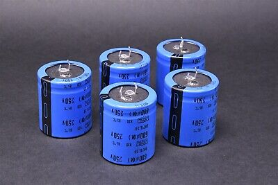 1pc Electrolytic Capacitor SMH 10000uF 80V 85℃ Snap In Nippon Chemi-Con Japan