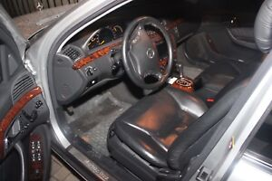 2002 Mercedes Benz S500 AS IS