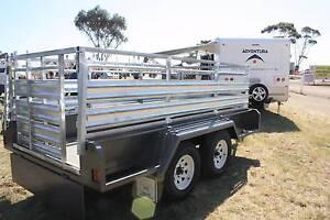 BUILT TOUGH FOR TRAILERS AROUND YOUR FARM Adelaide CBD Adelaide City Preview