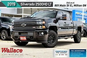 2019 Chevrolet SILVERADO 2500HD LT/6.6/MIDNIGHT PKG/Z71/HD TRAIL