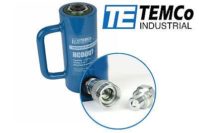 Temco Hc0007 - Hydraulic Cylinder Ram Single Acting 10 Ton 4 Inch Stroke
