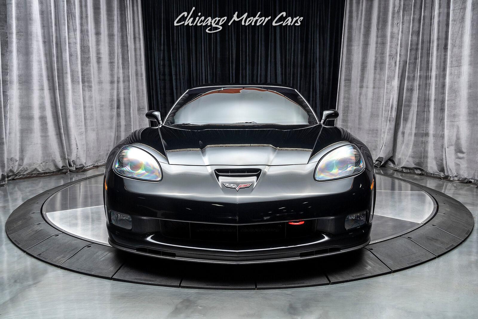 2008 Black Chevrolet Corvette Z06 3LZ | C6 Corvette Photo 7